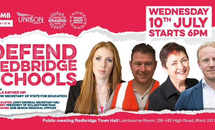 Defend Redbridge Schools
