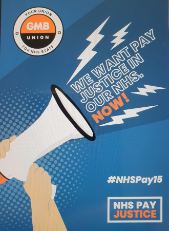 NHS Petition for Pay